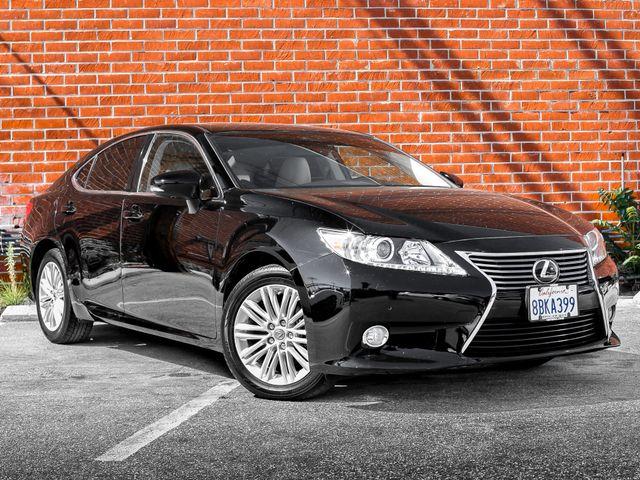 2013 Lexus ES 350 4dr Sdn Burbank, CA 1