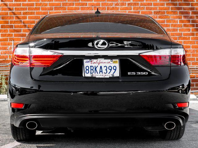 2013 Lexus ES 350 4dr Sdn Burbank, CA 3