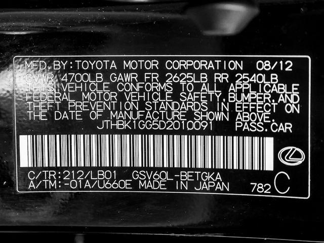 2013 Lexus ES 350 4dr Sdn Burbank, CA 32