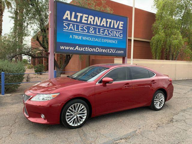 2013 Lexus ES 350 3 MONTH/3,000 MILE NATIONAL POWERTRAIN WARRANTY in Mesa, Arizona 85201