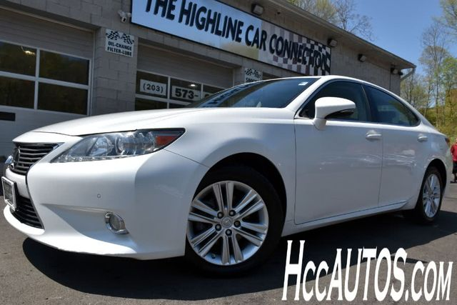 2013 Lexus ES 350 4dr Sdn Waterbury, Connecticut