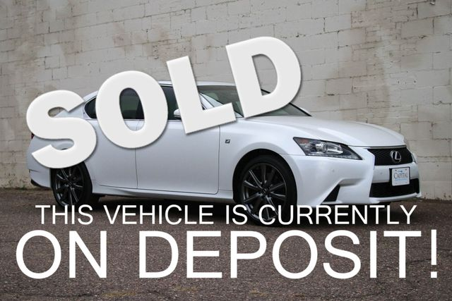 """2013 Lexus GS 350 AWD F-SPORT Package with Heated/Cooled Seats, Navigation Pkg and 19"""" Wheels"""