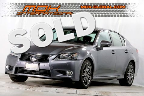 2013 Lexus GS 350 - Premium - Navigation - Luxury pkg - 29K miles in Los Angeles