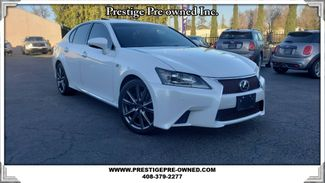 2013 Lexus GS 350 F-SPORT in Campbell, CA 95008