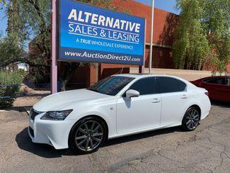 2013 Lexus GS 350 F SPORT 3 MONTH/3,000 MILE NATIONAL POWERTRAIN WARRANTY in Mesa, Arizona 85201