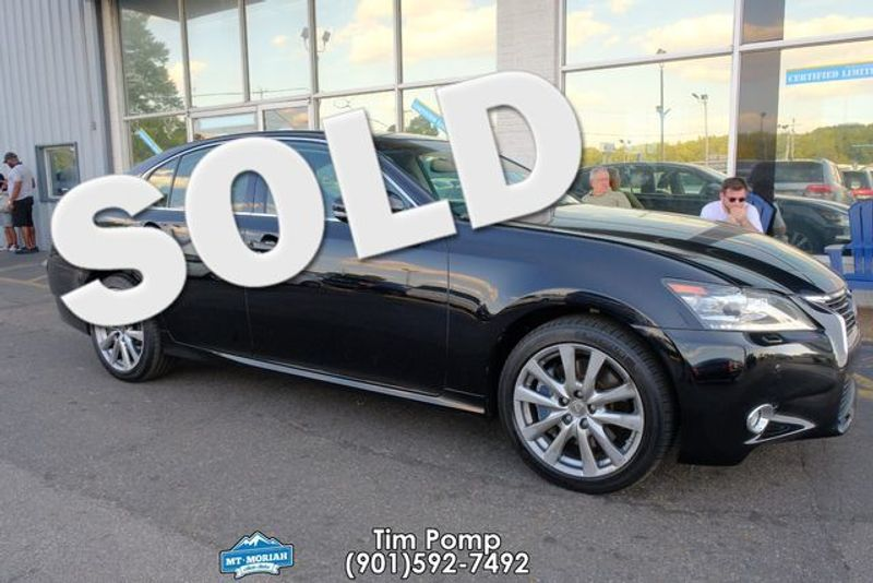 2013 Lexus GS 350 LEATHER SUNROOF NAVIGATION   Memphis, Tennessee   Tim Pomp - The Auto Broker in Memphis Tennessee