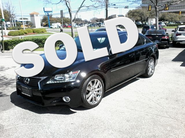 2013 Lexus GS 350 San Antonio, Texas 0