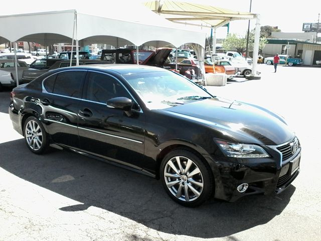 2013 Lexus GS 350 San Antonio, Texas 3