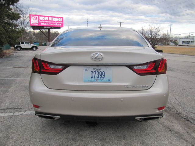 2013 Lexus GS 350 AWD St. Louis, Missouri 3