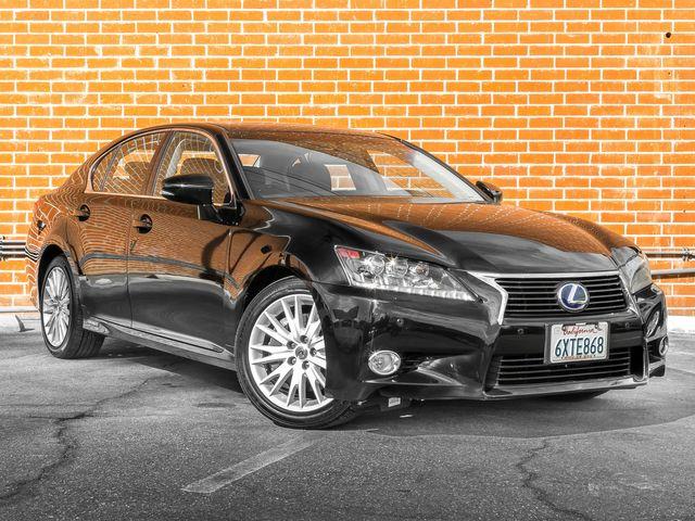 2013 Lexus GS 450h Hybrid Burbank, CA 1