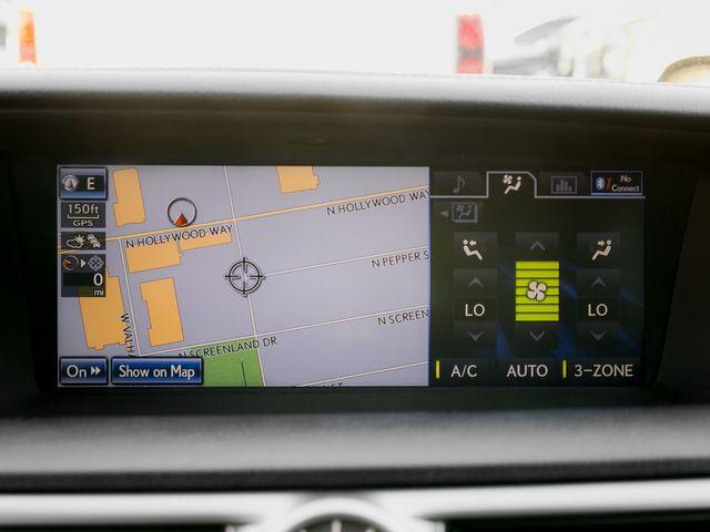 2013 Lexus GS 450h Hybrid Burbank, CA 19