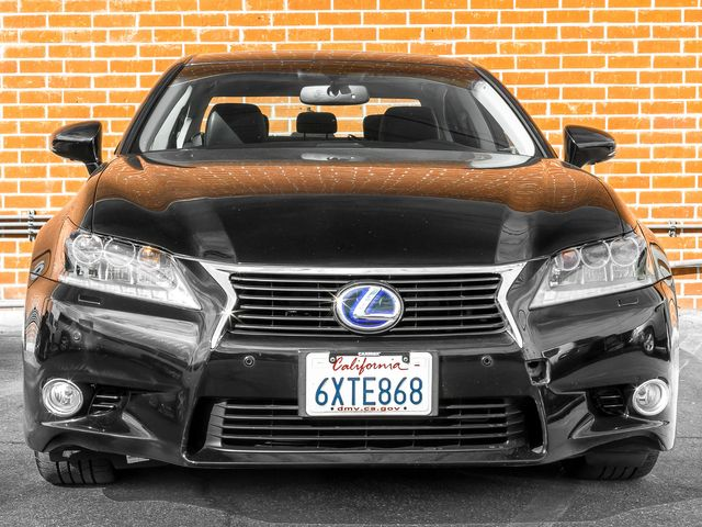 2013 Lexus GS 450h Hybrid Burbank, CA 4