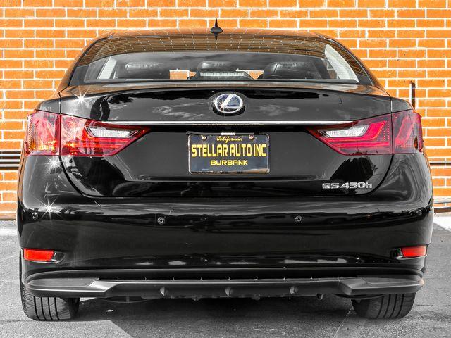 2013 Lexus GS 450h Hybrid Burbank, CA 7