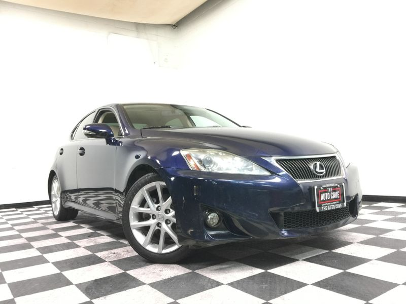 2013 Lexus IS 250 *Get Approved NOW* | The Auto Cave in Addison