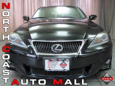 2013 Lexus IS 250 4dr Sport Sedan Automatic AWD in Akron, OH