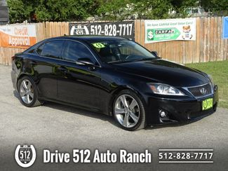 2013 Lexus IS 250 Navigation Sunroof NICE CAR in Austin, TX 78745