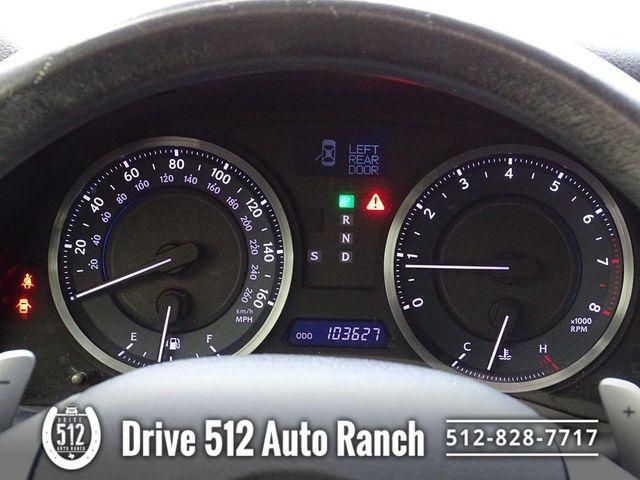 2013 Lexus IS 250 Navigation Sunroof NICE CAR in Austin, TX 78745