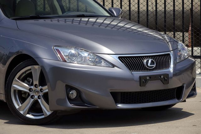 2013 Lexus IS 250 1-OWNER * Only 45k Miles * 18s * LEATHER * Sunroof Plano, Texas 23