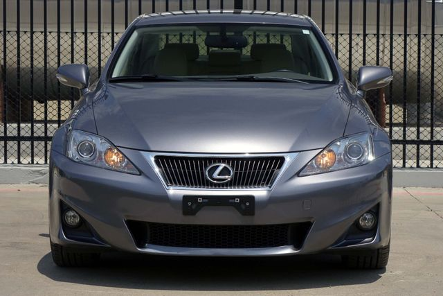 2013 Lexus IS 250 1-OWNER * Only 45k Miles * 18s * LEATHER * Sunroof Plano, Texas 6