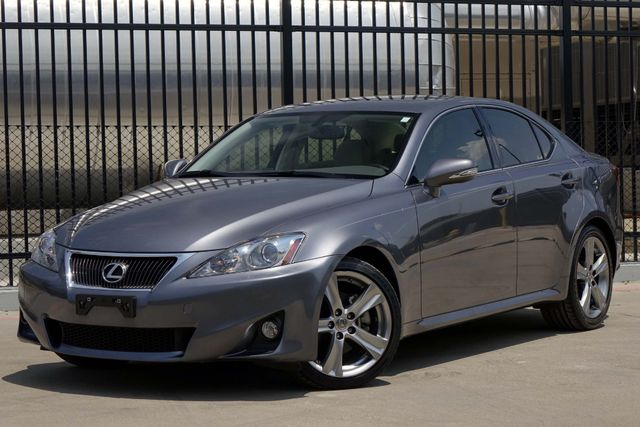 2013 Lexus IS 250 1-OWNER * Only 45k Miles * 18s * LEATHER * Sunroof Plano, Texas 1
