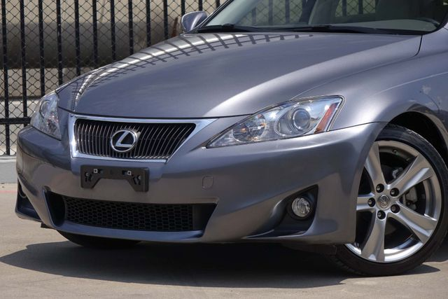 2013 Lexus IS 250 1-OWNER * Only 45k Miles * 18s * LEATHER * Sunroof Plano, Texas 24