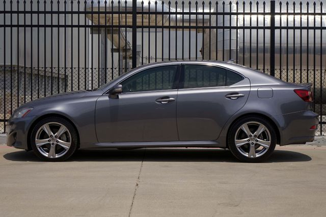 2013 Lexus IS 250 1-OWNER * Only 45k Miles * 18s * LEATHER * Sunroof Plano, Texas 3