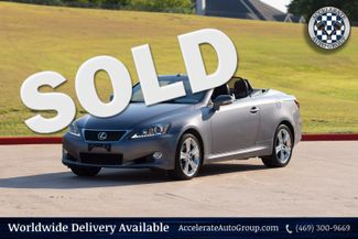 2013 Lexus IS 250  LOW MILES CLEAN CARFAX in Rowlett