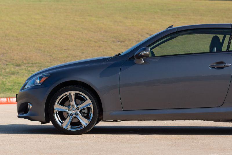 2013 Lexus IS 250  LOW MILES CLEAN CARFAX in Rowlett, Texas