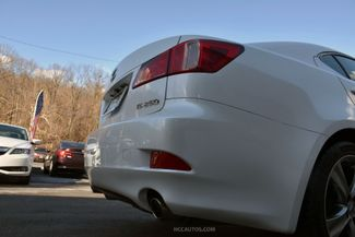 2013 Lexus IS 250 4dr Sport Sdn Auto RWD Waterbury, Connecticut 14