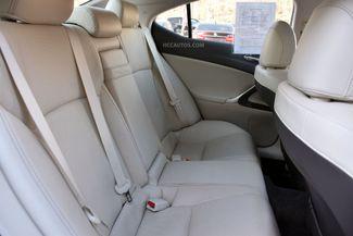 2013 Lexus IS 250 4dr Sport Sdn Auto RWD Waterbury, Connecticut 20