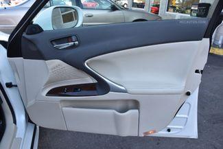 2013 Lexus IS 250 4dr Sport Sdn Auto RWD Waterbury, Connecticut 24