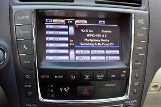 2013 Lexus IS 250 4dr Sport Sdn Auto RWD Waterbury, Connecticut 33