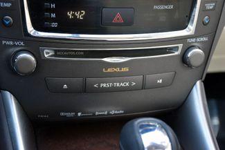 2013 Lexus IS 250 4dr Sport Sdn Auto RWD Waterbury, Connecticut 35