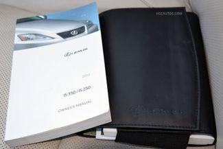 2013 Lexus IS 250 4dr Sport Sdn Auto RWD Waterbury, Connecticut 39