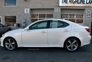 2013 Lexus IS 250 4dr Sport Sdn Auto RWD Waterbury, Connecticut 5