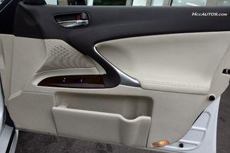 2013 Lexus IS 250 4dr Sport Sdn Auto AWD Waterbury, Connecticut 25