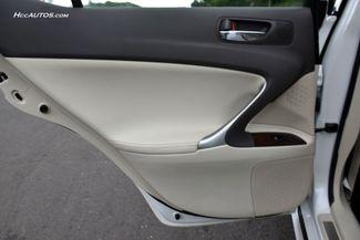 2013 Lexus IS 250 4dr Sport Sdn Auto AWD Waterbury, Connecticut 27
