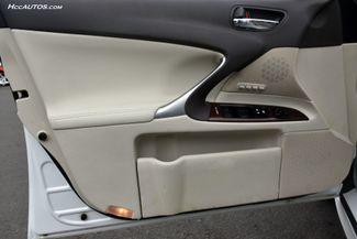 2013 Lexus IS 250 4dr Sport Sdn Auto AWD Waterbury, Connecticut 28