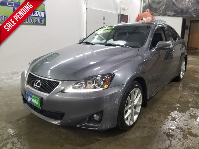 2013 Lexus IS 350 All Wheel Drive in Dickinson, ND 58601