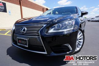2013 Lexus LS 460 LS460 Sedan ~ 1 Owner Ultra Luxury Pkg $87k MSRP | MESA, AZ | JBA MOTORS in Mesa AZ