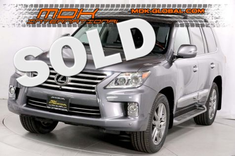 2013 Lexus LX 570 - Mark Levinson - Navigation in Los Angeles