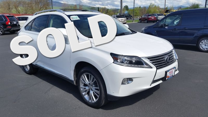 2013 Lexus RX 350 AWD | Ashland, OR | Ashland Motor Company in Ashland OR