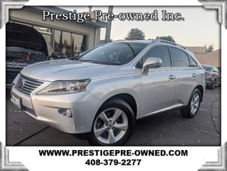 2013 Lexus RX 350 in Campbell CA