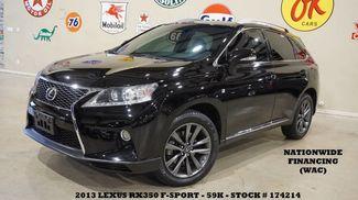 2013 Lexus RX 350 F Sport AWD ROOF,NAV,HTD/COOL LTH,PARK SENSORS,... in Carrollton TX, 75006