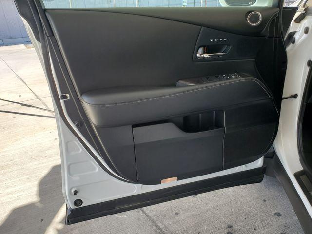 2013 Lexus RX 350 F Sport Gardena, California 8