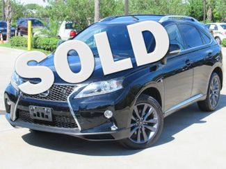2013 Lexus RX 350 F Sport AWD | Houston, TX | American Auto Centers in Houston TX