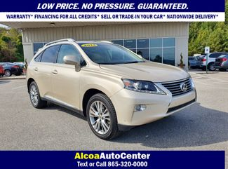 2013 Lexus RX 350 AWD Premium w/Navigation in Louisville, TN 37777