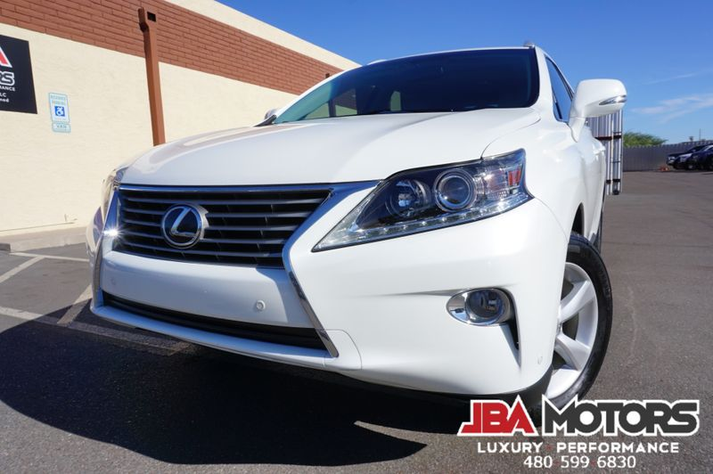 2013 Lexus RX 350 RX350 SUV ~ Pearl White ~ Backup Cam ~ LOADED | MESA, AZ | JBA MOTORS in MESA AZ