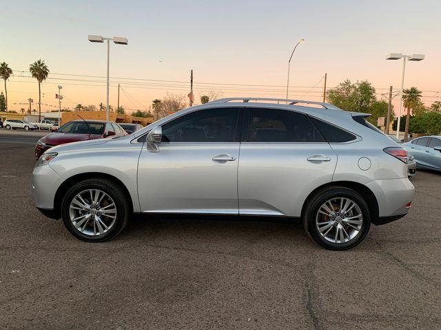 2013 Lexus RX 350 3 MONTH/3,000 MILE NATIONAL POWERTRAIN WARRANTY Mesa, Arizona 1