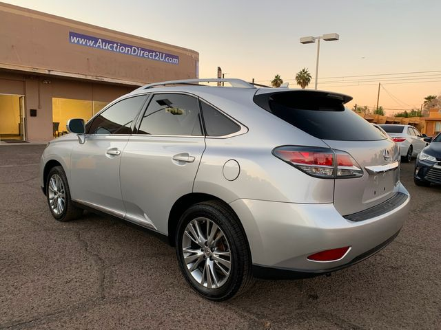 2013 Lexus RX 350 3 MONTH/3,000 MILE NATIONAL POWERTRAIN WARRANTY Mesa, Arizona 2